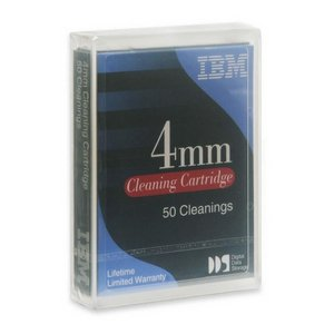 IBM  21F8763 -  4mm, DAT,  DDS-1,2,3,4,5  Cleaning Cartridge