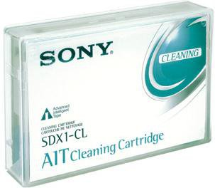 Sony SDX4-CL - Tape, 8mm, AIT-4, Cleaning Cartridge