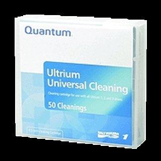 Quantum MR-LUCQN-01 Ultrium LTO Universal Cleaning Cartridge Tape