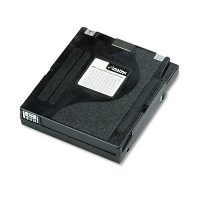 Imation 41337 - 1/2 Inch, 9940 Cleaning Cartridge Tape, Black Watch, 100 Pass