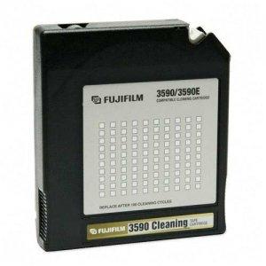 Fijifilm 26400090 - 1/2 Inch, 3590/3590E Cleaning Cartridge, 100 Pass