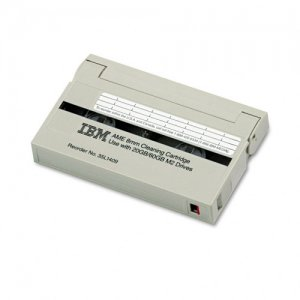 IBM Media 35L1409  -  8mm Mammoth AME, 1,2,LT Cleaning Cartridge Tape