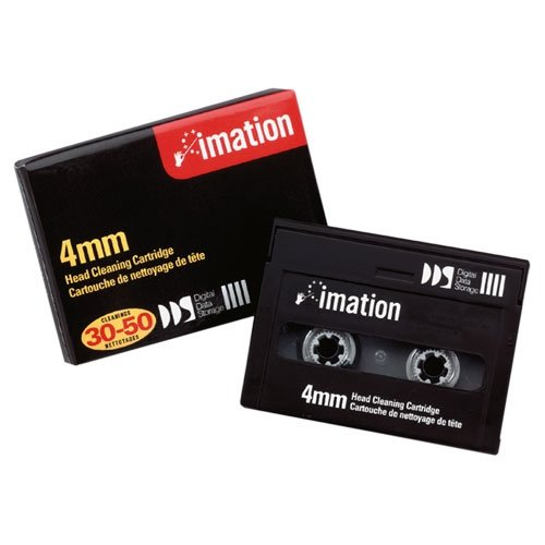 Imation 45382 -  4mm, DAT,  DDS-1,2,3,4,5  Cleaning Cartridge