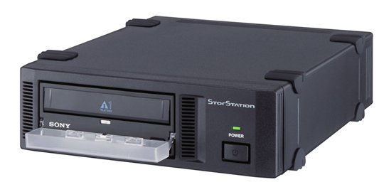 Sony AITE520S - AIT4, EXT. Tape Drive, 200/520GB