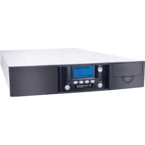 Tandberg 2480 - LTO5, T24  2U Rackmount Tape Library, 18/36TB, HH