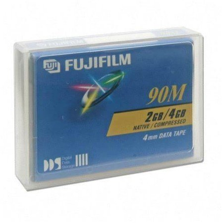Fuji 26047190 -  4mm, DDS-1 Data  Cartridge, 90m, 2/4GB