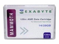 Exabyte 340861 Data Cartridge 14/28GB 125m Media (Mammoth LT)