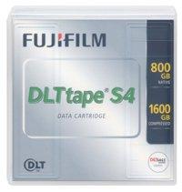 Fuji Film 26360000  DLT S4  Tape Media 800GB/1.6TB Data Cartridge