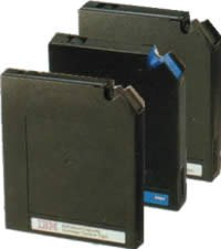 "IBM 23R9815 - 1/2 Inch, 3592  Data Cartridge,  Extended 700GB/2.1TB,  with Color Labels ""JB"""
