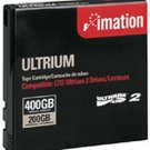 Imation 16598 LTO2  Tape Ultrium-2 200/400GB Data Cartridge
