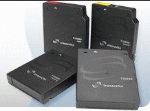 Sun Microsystems 003-3913-01 - 1/2 Inch, 3480/3490E T10K Sport Cartridge, 120/240GB, Vertical Lable