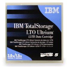 IBM 46X1290 -  LTO-5 Tape,  Ultrium Data Cartridge, 1.5 TB / 3.0 TB