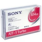 Sony TAIT1-40C, AIT-1 Turbo Tape Media,  40/104GB Data Cartridge (With M.I.C)