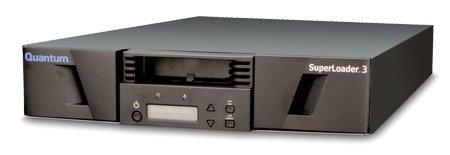 Quantum EC-L2EAA-YF - LTO4, 2U Rackmount Tape Autoloader, Superloader 3, 12.8/25.6TB