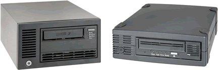 Tandberg 3158 - LTO1, EXT. Tape Drive, 100/200GB, HH
