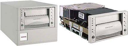 HP/Compaq TH8AG-CL - DLT 8000, INT. Tape Drive, 40/80GB