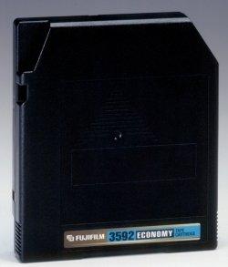 """Fujifilm 600003331 - 1/2 Inch, 3592 Data Cartridge, Economy, 60/180GB,  """"JJ"""" Labled & Initialized"""
