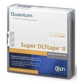 Quantum MR-S2MQN-01 - SDLTII Tape Data Cartridge,  SUPER DLTtape II