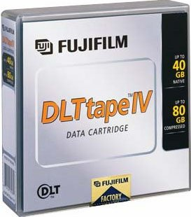 Fujifilm 26112088 - Data Cartridge Tape DLTIV