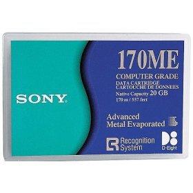 Sony QGD170ME 8mm Mammoth AME-1 170m 20/40GB Data Tape Cartridge