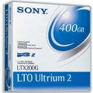 Sony LTX200GWW LTO2 Ultrium-2 200/400GB Data Tape Cartridge