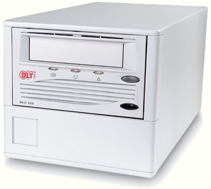 HP 257319-B31 - Super DLT 320, EXT. Tape Drive, 160/320GB