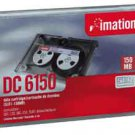 Imation 46155 DC6150 Tape 150MB Data Cartridge