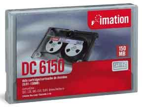 Imation 46155 DC6150 Tape 150MB Data Cartridge