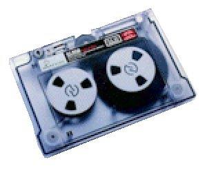 Tandberg  431581 -  SLR5 Data Cartridge, 4/8GB
