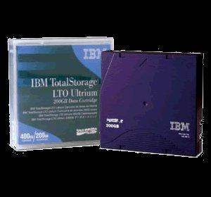 IBM 08L9870  LTO-2 Data Cartridge 200/400GB Ultrium 2 Tape Media