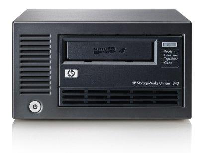 HP EH861A - LTO4, Ultrium 1840 EXT. Tape Drive, 800GB/1.6TB, FH