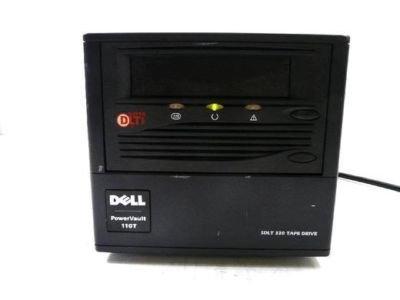 Dell TR-S23BA-AQ - Super DLT 320, EXT. Tape Drive, 160/320GB