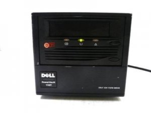 Dell TR-S23BA-AQ - Super DLT 320, EXT. Tape Drive, 160/320GB