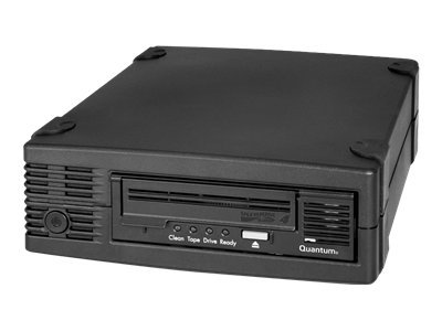 Quantum TC-L42BX-EY-B - LTO4, EXT. Tape drive, 800GB/1.6TB, Tabletop HH