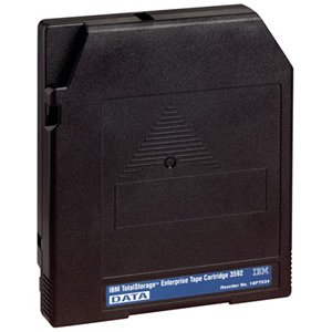 "IBM 18P9271 - 1/2 Inch, 3592  Data Cartridge, 300/600GB with Color Label ""JA"""