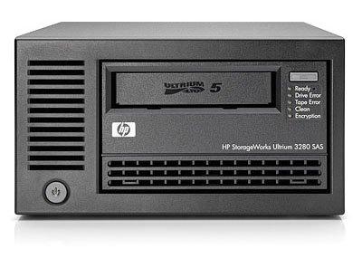 HP EH900A - LTO5, Ultrium 3280 EXT. Tape Drive, 1.5/3TB, FH
