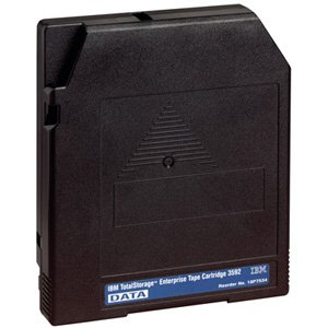 IBM  24R0448 - 1/2 Inch, 3592 Data Cartridge  60/180GB, Economy with Color Label & Initialized (JJ)