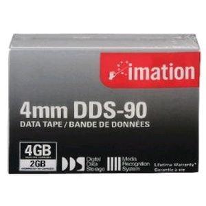 Imation 42818 -  4mm, DDS-1 Data Cartridge, 90m, 2/4GB