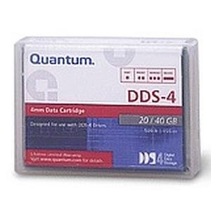 Quantum MR-D4MQN-01 -  4mm, DDS-4 Data Cartridge, 150m, 20/40GB (CDM40)