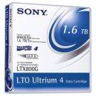 Sony LTX800G LTO4 Media, Ultrium-4 800/1.6TB Data Tape Cartridge