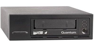 Quantum TC-L42BN-EY-B - LTO4, EXT. Tape Drive, 800GB/1.6TB, HH