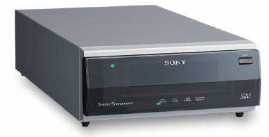 Sony SDZ-S100 - SAIT1, EXT. Tape Drive, 500GB/1.3TB