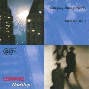Compaq Super DLT I Tape 188526-001 - SDLT1