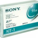 Sony SDX1-35C Tape Media Data cartridge AIT-1 230m 35/91GB