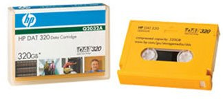HP Q2032A - 4mm,  DAT 320 Data Cartridge Tape, 160/320GB