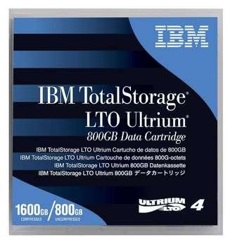 95P4436 IBM LTO-4 Ultrium 800/1600GB tape media data cartridge