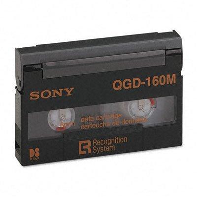 Sony  QGD160M -  8mm, D8 Data Cartridge, 160m, 7/14GB