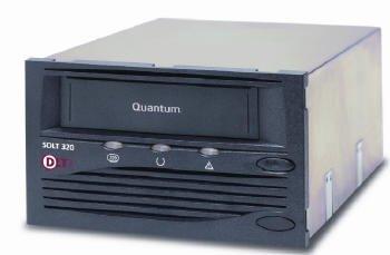 Quantum TR-S23XA-EF - Super DLT 320, INT. Loader Ready Tape Drive, 160/320GB