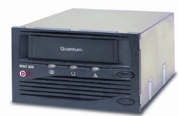 Quantum TR-S23AB-YF - Super DLT 320, INT. Tape Drive, 160/320GB, New