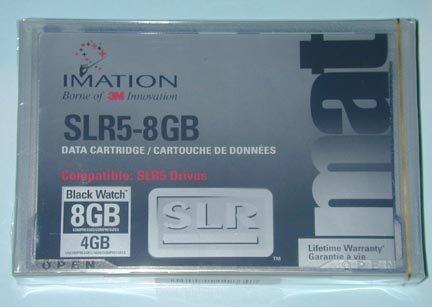 Imation 11864 - SLR/MLR, SLR5 - 4/8GB  Tape Media